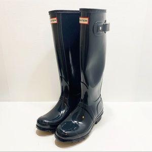 HUNTER | Original Tall Gloss Boots